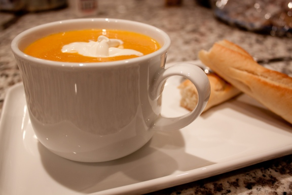 carrot fennel soup1