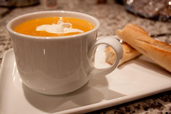 carrot fennel soup1