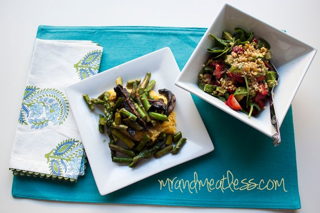 asparagus polenta2
